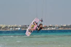 The best spots for kitesurfing all four seasons
