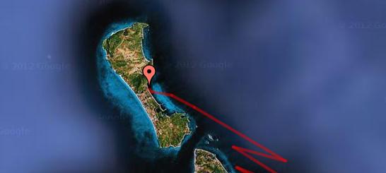Downwind kitesurfing from Boracay to Union beach