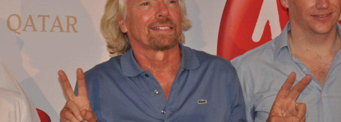 Richard Branson buys PKRA