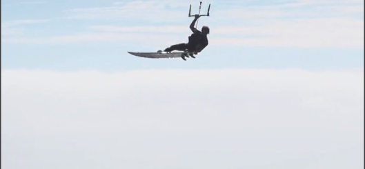 Naish Roadtrip through US westcoast with big-air and oldschool (Video)