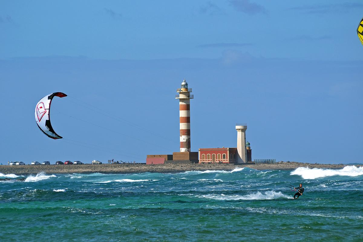 kitesurfing Cotillo fuerteventura