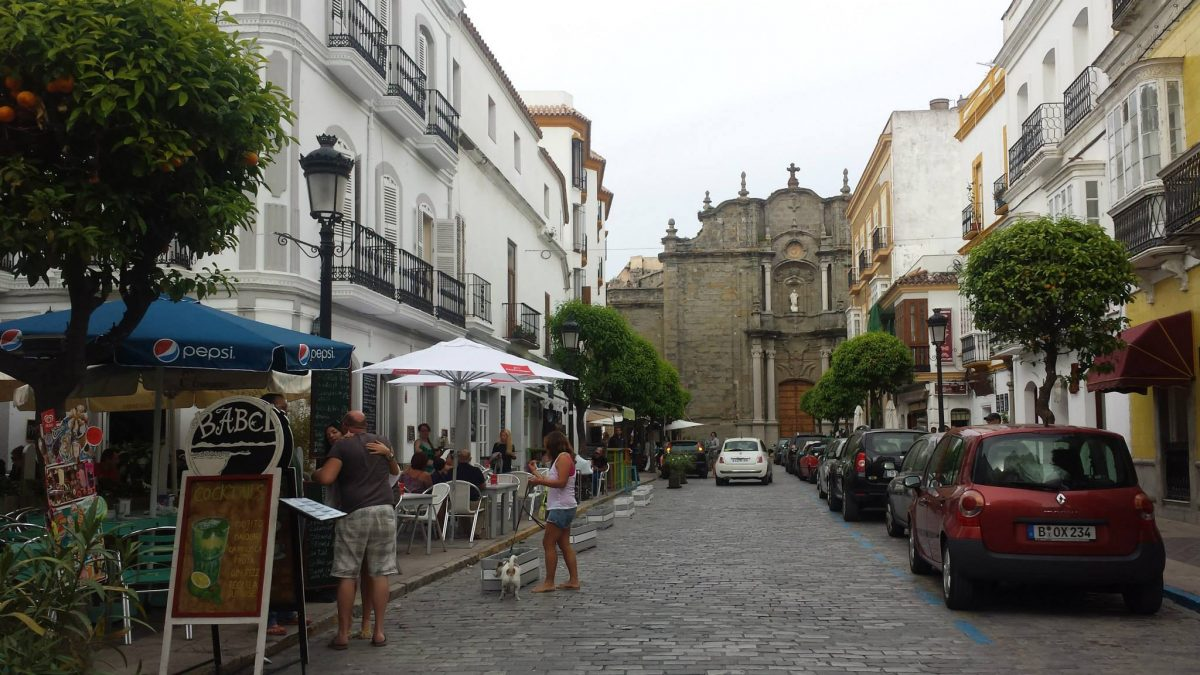 hotels in tarifa old town
