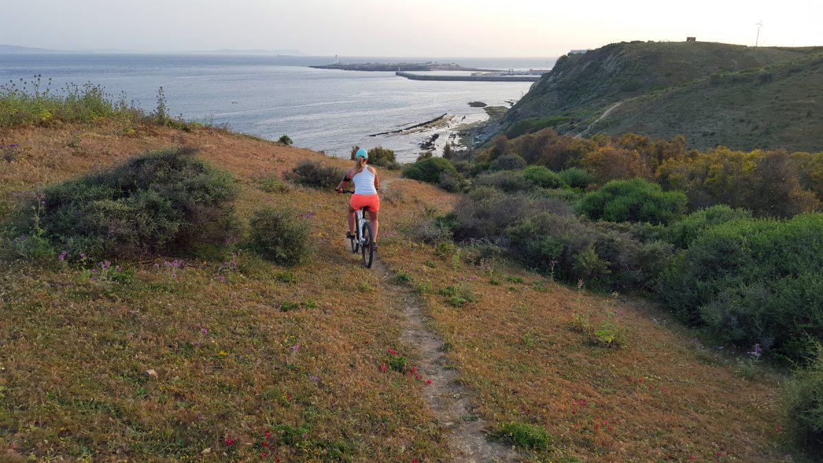 mountainbike Tarifa