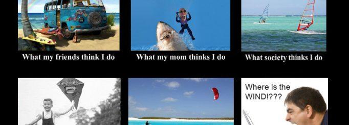 Kitesurfer – What I really do