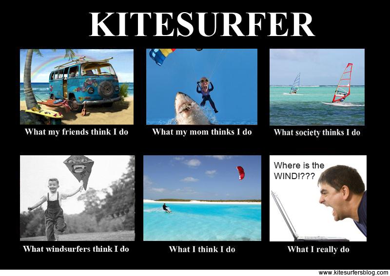 kitesurfer what i think i do