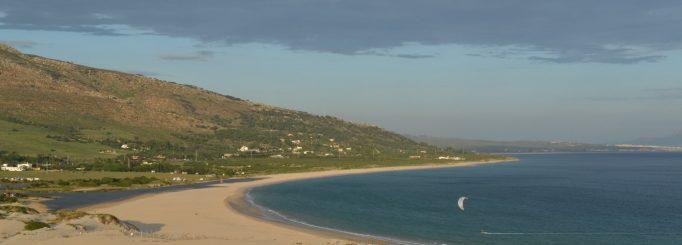 Kitesurfing spots in Tarifa