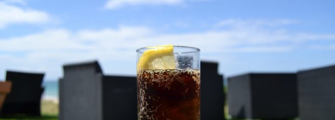 Rum and Coca-Cola. The kitesurf video and drink