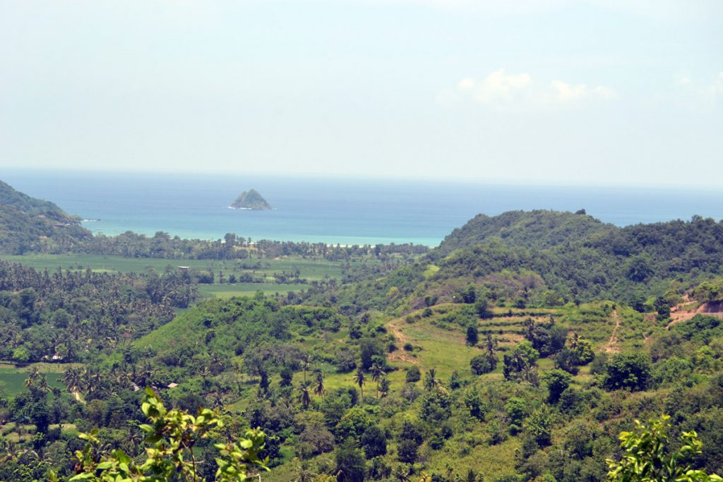 Just a random pic of how you probably think that Bali looks. Wrong, this is on Lombok, the island east of Bali