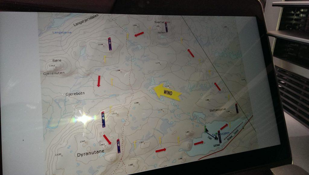 The redbull ragnarrok track 2014