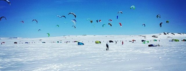 Red Bull Ragnarok – The most amazing snowkite event ever?