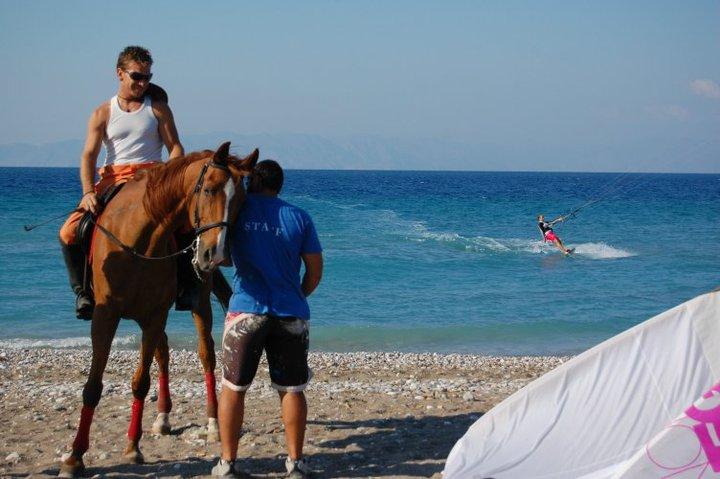 kite beach kremasti