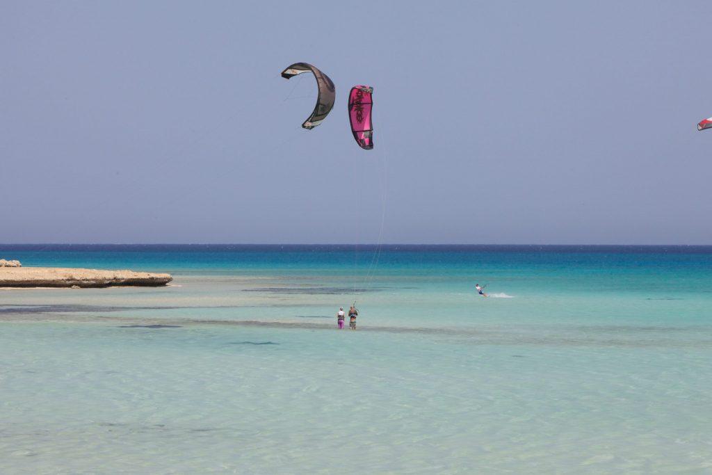 kitesurfing hurghada egypt