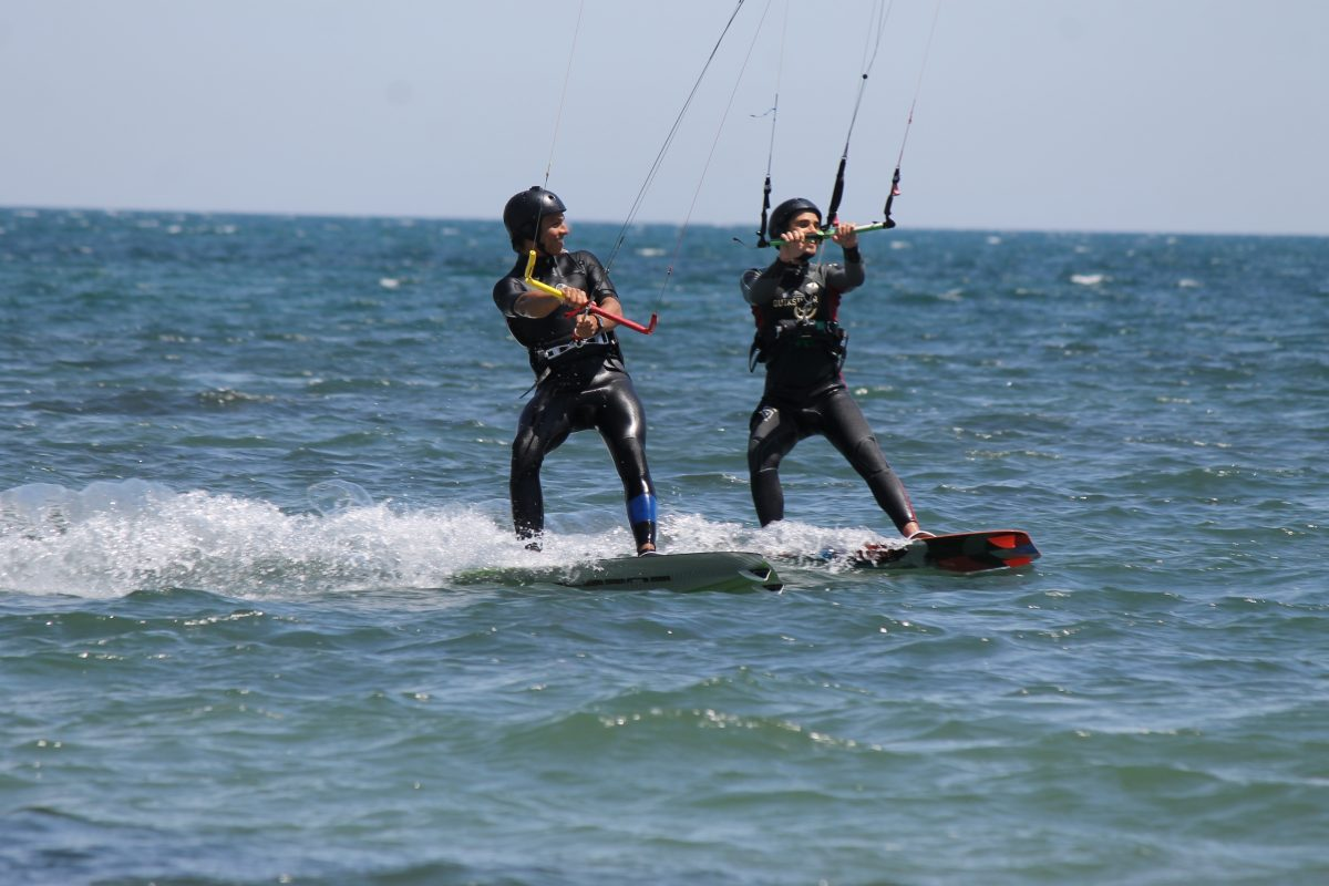 Sardinia for Kitesurfing